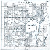 Sheet 49 - Township 14 S., Range 22 E., Sanger, Fresno County 1923